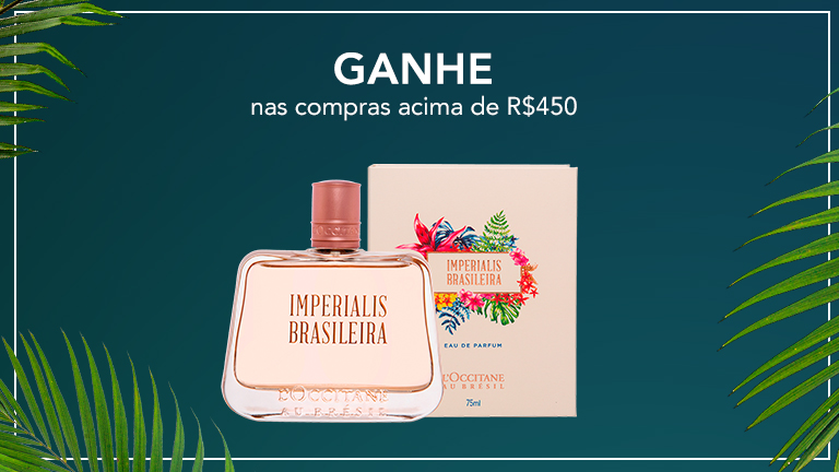 cyber monday perfumes loccitane bresil imperialis